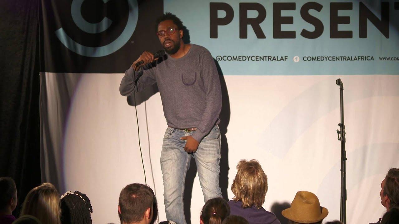 Download Kagiso Lediga - Best Job Ever: Comic or Rapper?