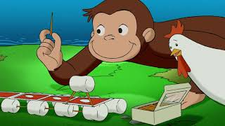 Curious George: George Makes a Bridge thumbnail