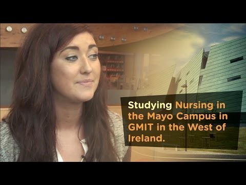 General Nursing GA880 - Galway Mayo Institute of Technology - GMIT