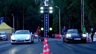 Porsche 911 Turbo S Vs Porsche 911 Turbo