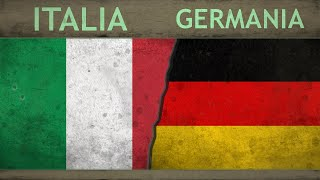 ITALIA vs GERMANIA ✪ Potenze militari a confronto ✪ 2018