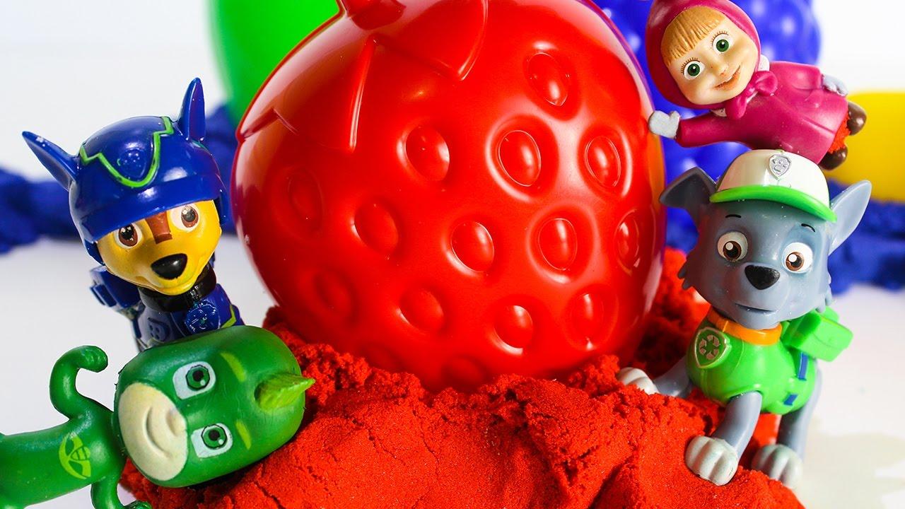 Видео про игрушки новые