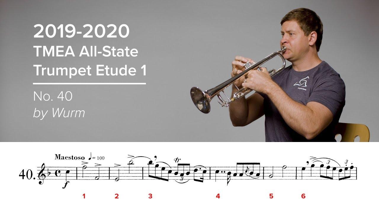 tmea all state 2020