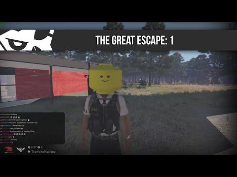ARMA3 Life: The Great Escape: 1
