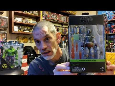 Surprise Toy Hunt 04 15 21  Star Wars Marvel WWE DC Multiverse TMNT NECA Roblox Dragon Ball Jurassic