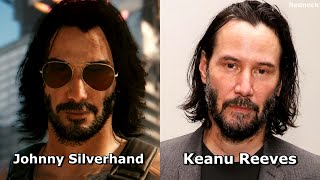 Cyberpunk 2077 Voice Actors and Characters