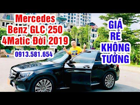 Mercedes Benz GLC 250 4Matic Đời 2019. Siêu lướt giá êm, Gọi Ngay Mr: 0913.581.654 có xe ngay!