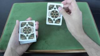 The Amazing Jumping Card Trick Tutorial [HD]