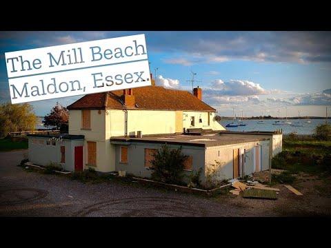 Mill Beach Pub in Maldon Essex