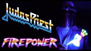 JUDAS PRIEST - FIREPOWER - Electropop Cover!