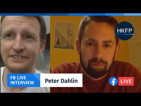 HKFP_Live Interview: Safeguard Defenders'Peter Dahlin setelah Inggris menarik CGTN yang dikelola negara dari gelombang udara