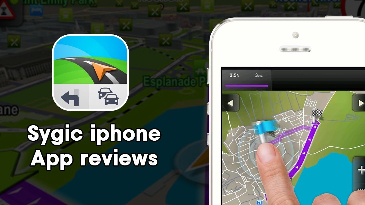 Sygic GPS Navigation Maps Traffic Gas Review YouTube - Sygic gps review