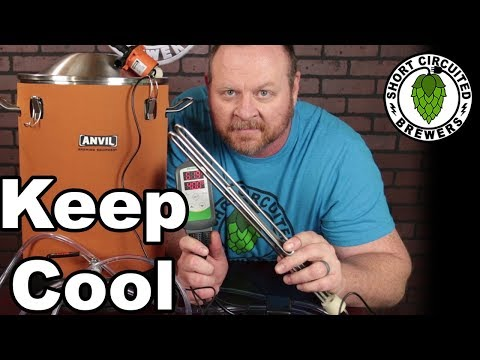 Anvil Fermentor Cooling System Setup And Review