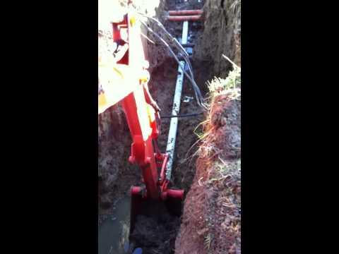 Plumbing  Sewer Tap