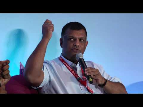 Global Malaysia Series #3: (Part 1) Tan Sri Tony Fernandes