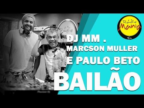 🔴 Radio Mania - Bailão #Programa01