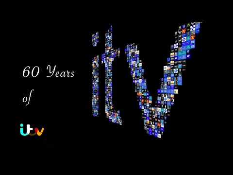 ITV 60th Anniversary   -  INDEPENDENT TELEVISION Version 2