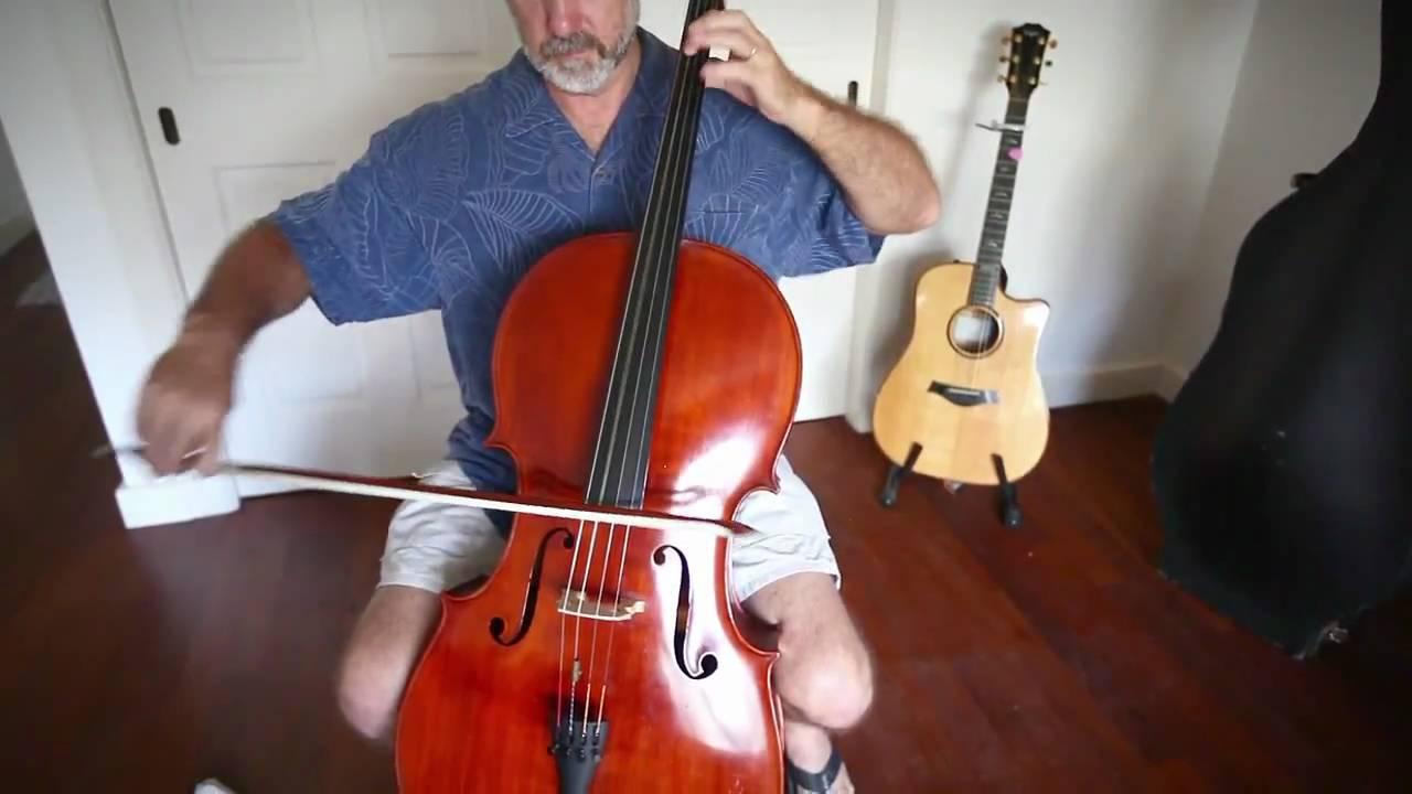 Size Cello 3 Cello Vs Full 4