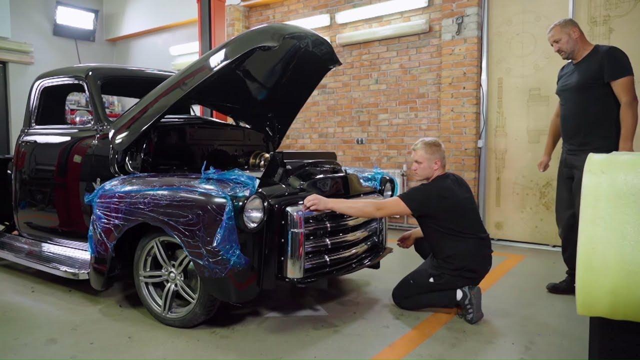 Gigantyczne chromy znacząco poprawiły wygląd auta! #Klimek_vs_Duda