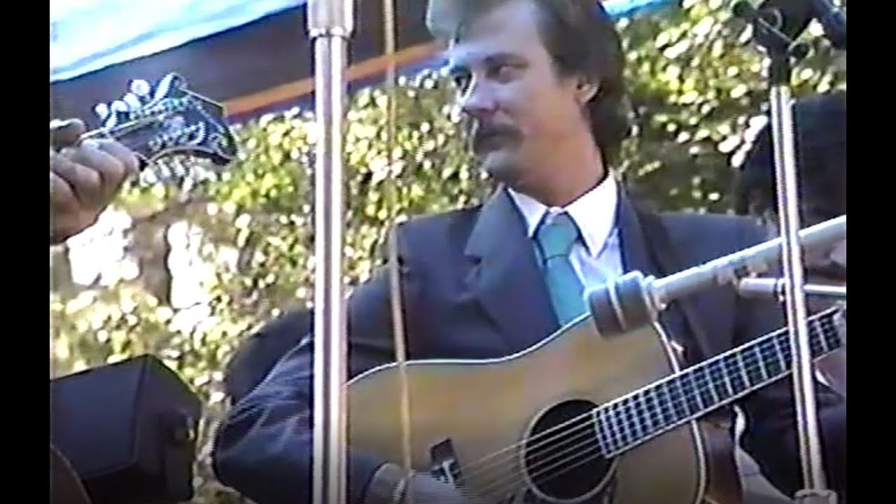 """Tony Rice Unit – Live """"Me & My Guitar"""" Extended Jam Version 1988 Grass Valley, CA"""