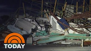 Hurricane Michael Devastates Panama City, 500,000 Without Power | TODAY