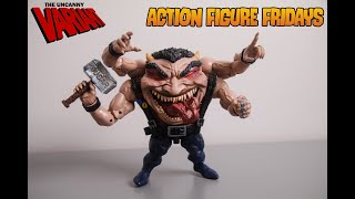 Action Figure Fridays Season 5 Episode 4 - Gimme Some Sugar...Man!!!