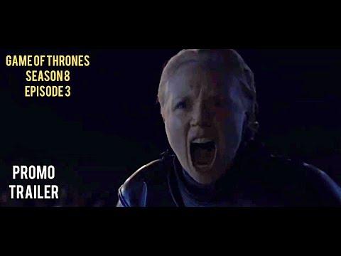 Игра Престолов / Game Of Thrones | 8 сезон 3 серия - Промо-трейлер (2019) Джон Сноу