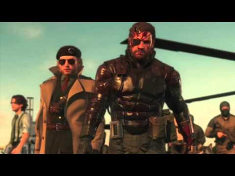 Gamer Headlines' Spoilercast: Metal Gear Solid V: The Phantom Pain (Part 2)