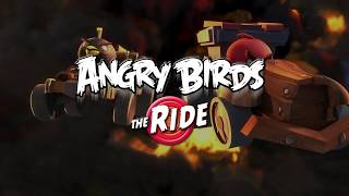 Angry Birds: New Featured Film in iPlay America's 4D Theater