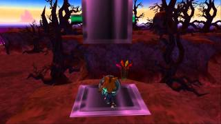 Crash Twinsanity Walkthrough 100% (Widescreen HD) Part 8/9
