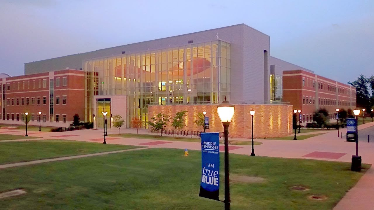 Middle Tennessee State University >> Why Choose Mtsu Middle Tennessee State University