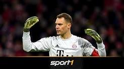 Manuel Neuer irritiert vom FC Bayern  | SPORT1 - DER TAG