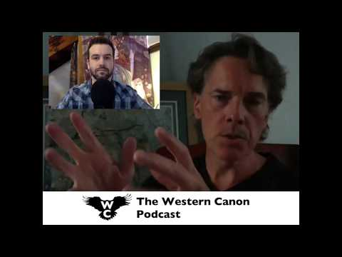 Stephen Hicks discusses Postmodernism, Marxism, and Classical Liberalism - The Western Canon Podcast