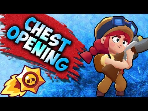Mini chest opening - Brawl Stars Romania