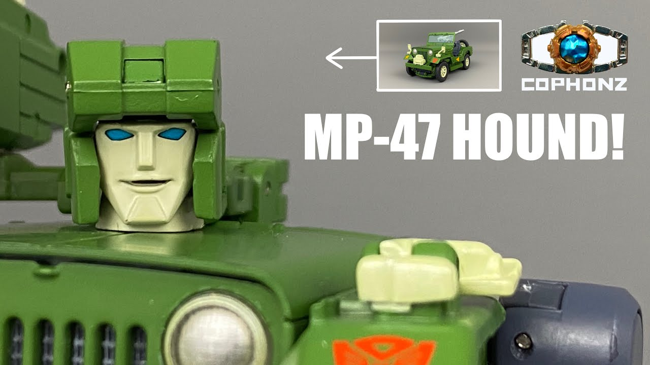 MP-47 Hound No Words Review By cophonz