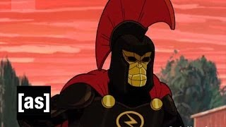 The Avenging Henchman | The Venture Bros. | Adult Swim