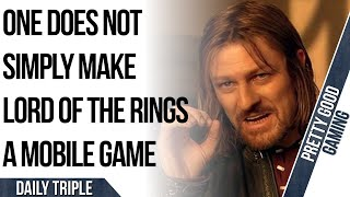 New Lord of the Rings Game… BUT | Rockstar Removes Racist Mods | Get The Witcher 3 for FREE- Sort of