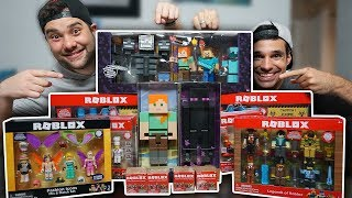 THE BEST ROBLOX and MINECRAFT TOYS in REAL LIFE!!