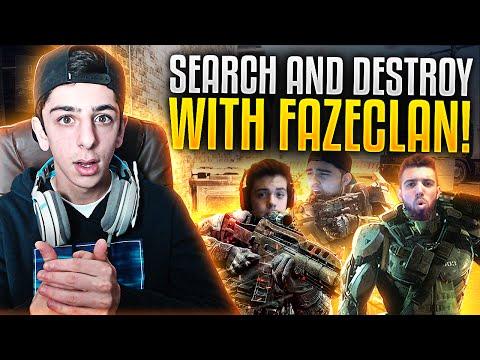 SEARCH AND DESTROY w/ FAZECLAN!!