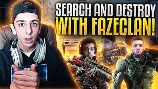 SEARCH AND DESTROY w/ FAZECLAN!!
