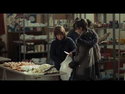 Food Bank scene