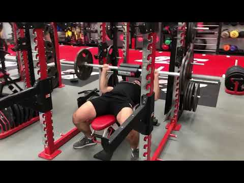 Shoulder Saver bench press