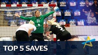 Top 5 saves | Round 3 | Women