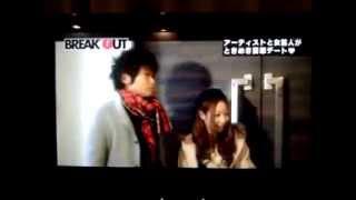 2014.02.13 テレビ朝日 Break out.