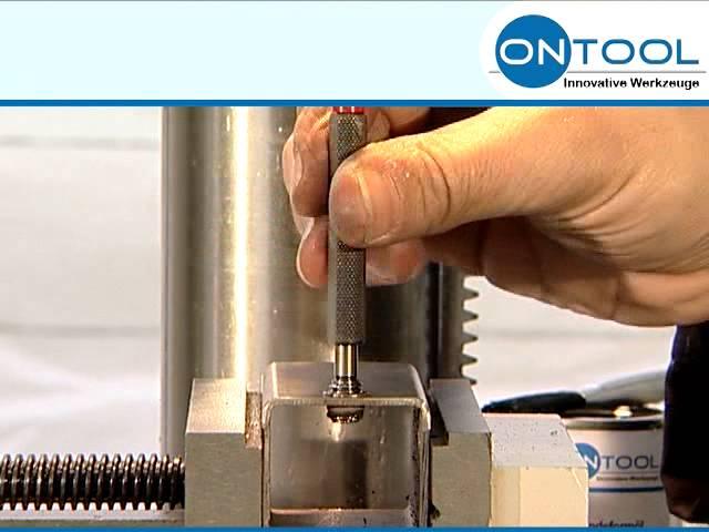 THERMDRILL Fließbohr-Verfahren zur Herstellung von Gewindebuchsen