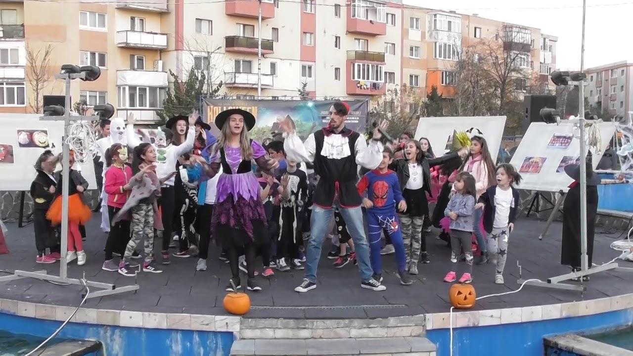 Halloween, în Parcul Teilor din Turda (31.10.2018)