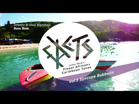 Finest African & Caribbean Tunes Vol.5 Syncope Bubbelin