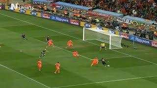 Ολλανδία-Ισπανία 0-1 Στιγμιότυπα με Ελληνική Περιγραφή |Τελικός Mundial 2010|