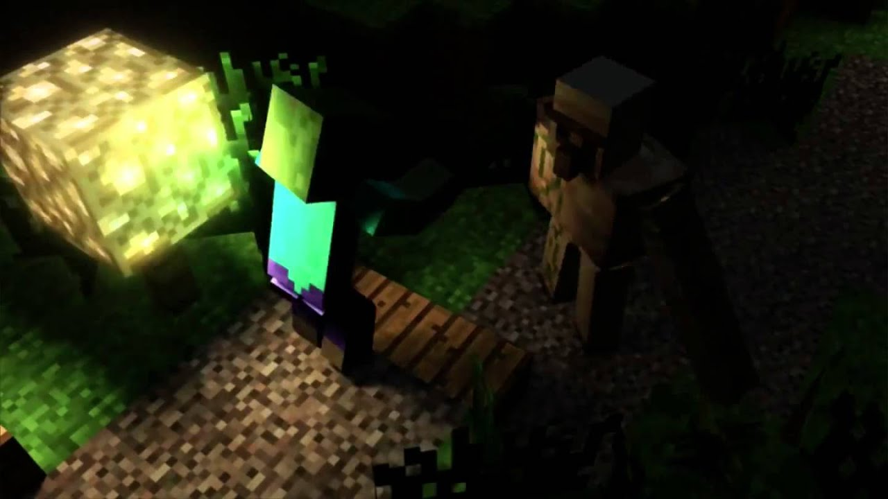 mineshaft a minecraft parody of maroon 5 payphone