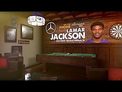 Ravens Qb Lamar Jackson Talks Starting Job Criticism From Mom More W Dan Patrick Full Interview Youtube